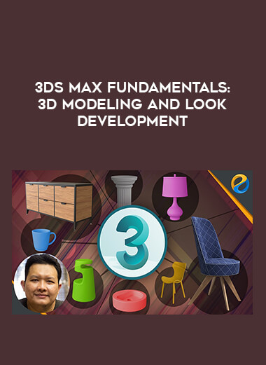 3ds Max Fundamentals: 3D Modeling and Look Development form https://koiforest.com/