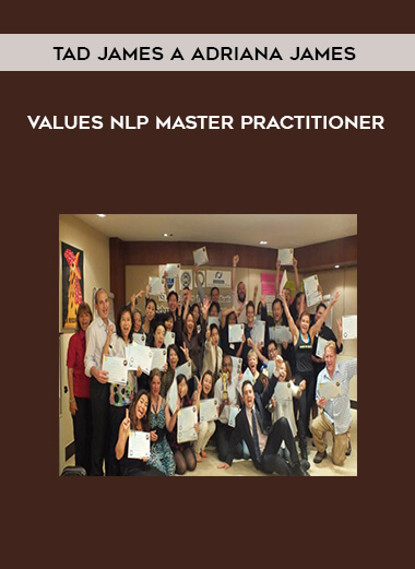 Tad James A Adriana James - Values NLP Master Practitioner form https://koiforest.com/
