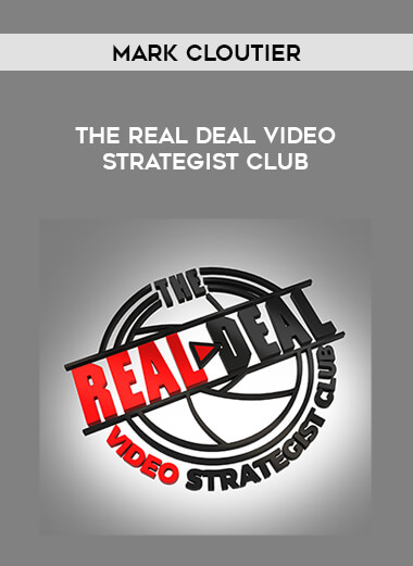 Mark Cloutier - The Real Deal Video Strategist Club form https://koiforest.com/