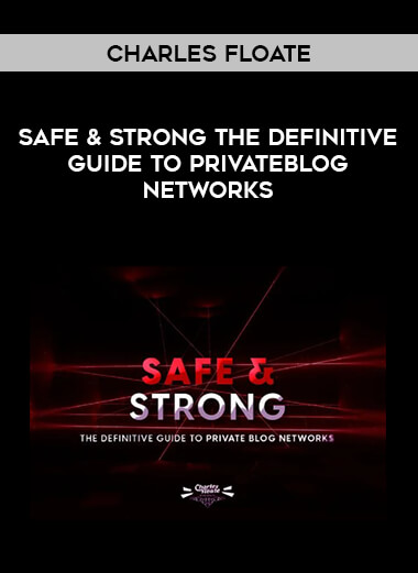Charles Floate - Safe & Strong The Definitive Guide To Private Blog Networks form https://koiforest.com/