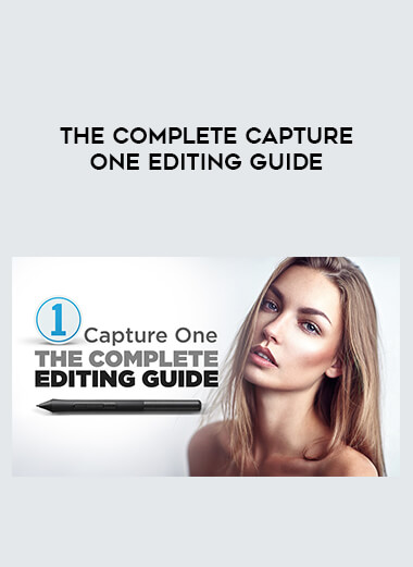 The Complete Capture One Editing Guide form https://koiforest.com/