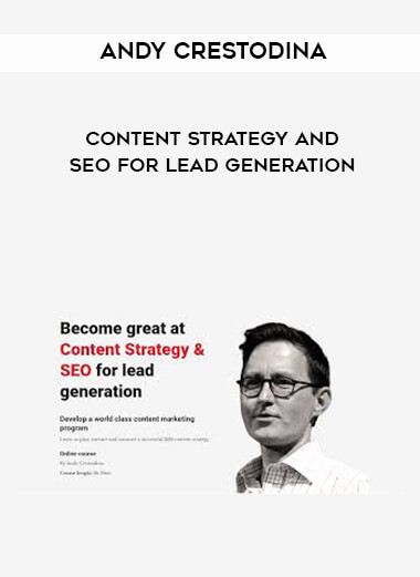 Andy Crestodina - Content Strategy and SEO for Lead Generation form https://koiforest.com/