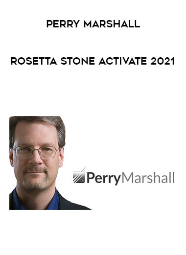 Perry Marshall - Rosetta Stone Activate 2021 form https://koiforest.com/