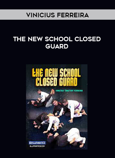 The New School Closed Guard by Vinicius Ferreira form https://koiforest.com/