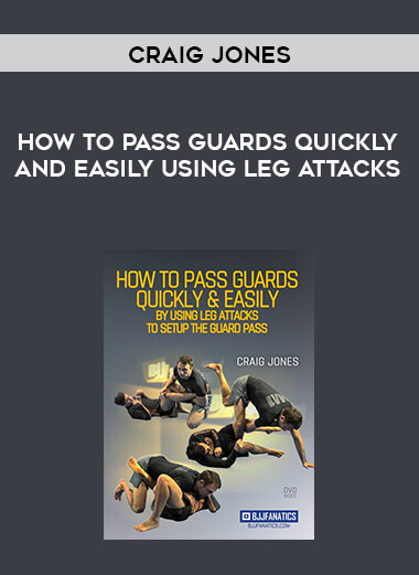 Craig Jones How to Pass Guards Quickly and Easily Using Leg Attacks form https://koiforest.com/