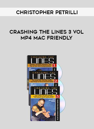 Crashing The Lines by Christopher Petrilli 3Vol MP4 Mac Friendly form https://koiforest.com/