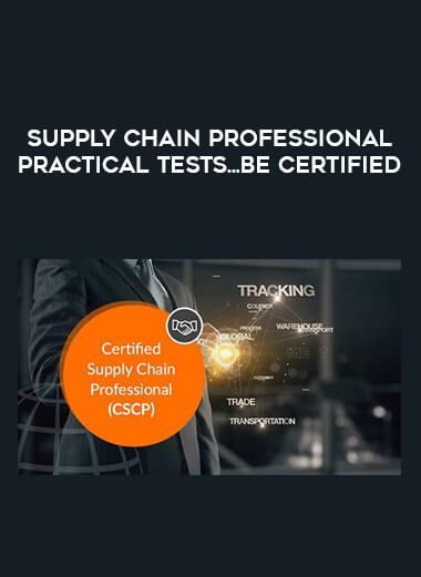 Supply Chain Professional Practical tests ... Be Certified form https://koiforest.com/