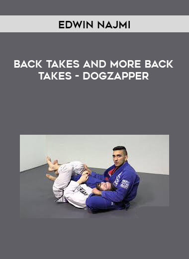 Edwin Najmi - Back Takes And More Back takes - Dogzapper form https://koiforest.com/