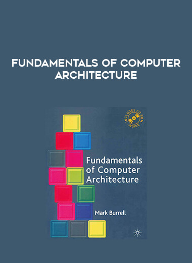 Fundamentals of Computer Architecture form https://koiforest.com/