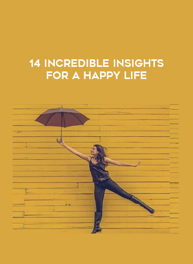 14 Incredible Insights for a Happy Life form https://koiforest.com/
