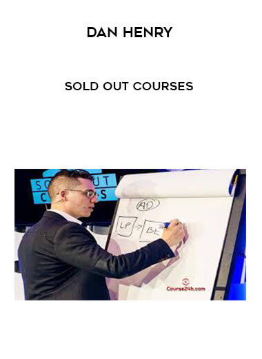 Dan Henry - Sold Out Courses form https://koiforest.com/