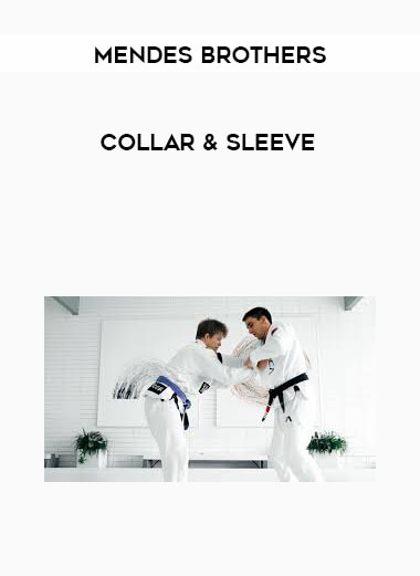 Collar & Sleeve - Mendes Brothers form https://koiforest.com/