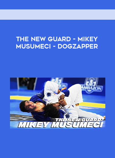 The New Guard - Mikey Musumeci - Dogzapper form https://koiforest.com/