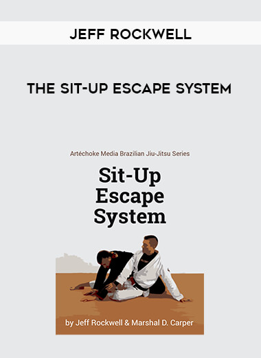 Jeff Rockwell - The Sit-Up Escape System form https://koiforest.com/
