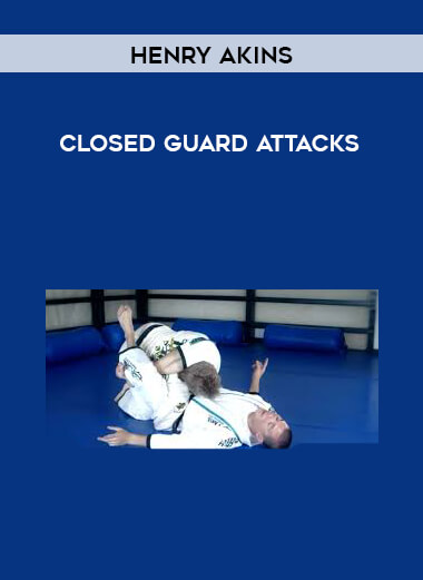 Henry Akins - Closed Guard Attacks form https://koiforest.com/