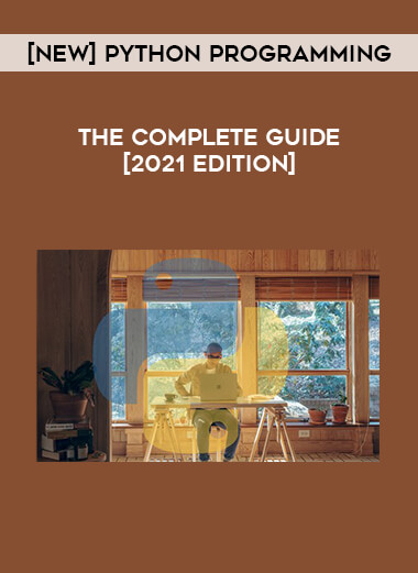 [New] Python Programming - The Complete Guide [2021 Edition] form https://koiforest.com/