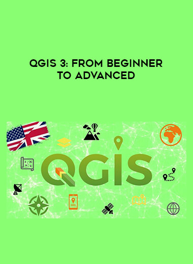 QGIS 3: from Beginner to Advanced form https://koiforest.com/