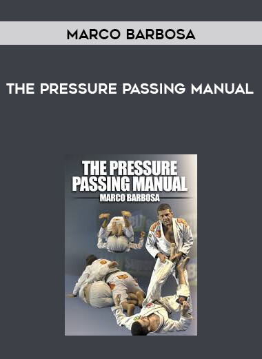 The Pressure Passing Manual by Marco Barbosa form https://koiforest.com/