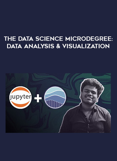 The Data Science MicroDegree: Data Analysis & Visualization form https://koiforest.com/