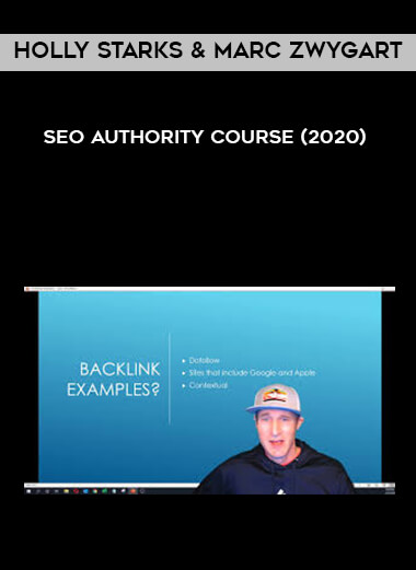 Holly Starks & Marc Zwygart - SEO Authority Course (2020) form https://koiforest.com/