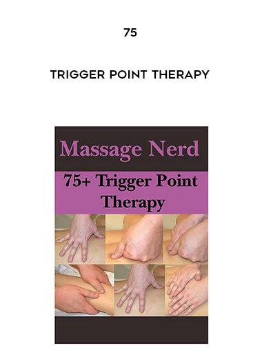 75 Trigger Point Therapy form https://koiforest.com/