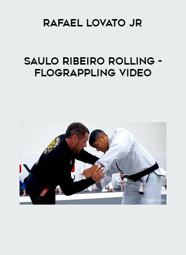 Saulo Rubeiro rolling with Rafael Lovato Jr - Flograppling Vid form https://koiforest.com/