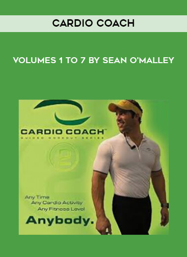 Cardio Coach - volumes 1 to 7 by Sean O'Malley form https://koiforest.com/