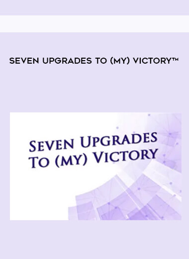 Seven Upgrades to (my) Victory™ form https://koiforest.com/