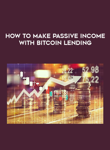 How to Make Passive Income With Bitcoin Lending form https://koiforest.com/