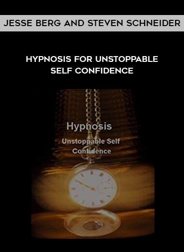 Jesse Berg and Steven Schneider - Hypnosis for Unstoppable Self Confidence form https://koiforest.com/