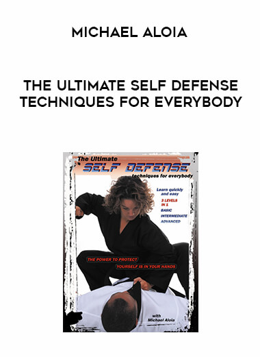 Michael Aloia - The Ultimate Self Defense Techniques For Everybody form https://koiforest.com/