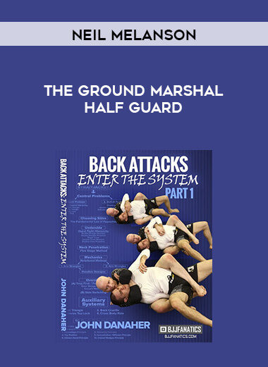 The Ground Marshal Half Guard by Neil Melanson form https://koiforest.com/