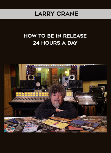 Larry Crane - How to be in release 24 hours a day form https://koiforest.com/
