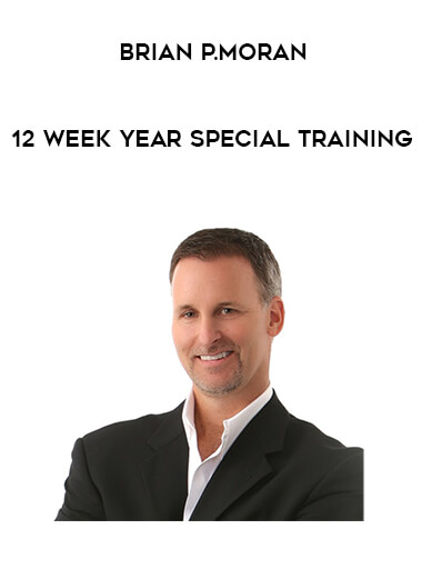 Brian P.Moran - 12 Week Year Special Training form https://koiforest.com/