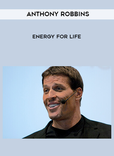 Anthony Robbins - Energy for Life form https://koiforest.com/