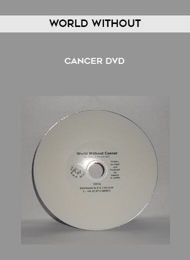 World Without - Cancer DVD form https://koiforest.com/