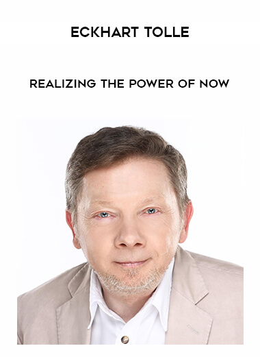 Eckhart ToLLe - Realizing the Power of Now form https://koiforest.com/