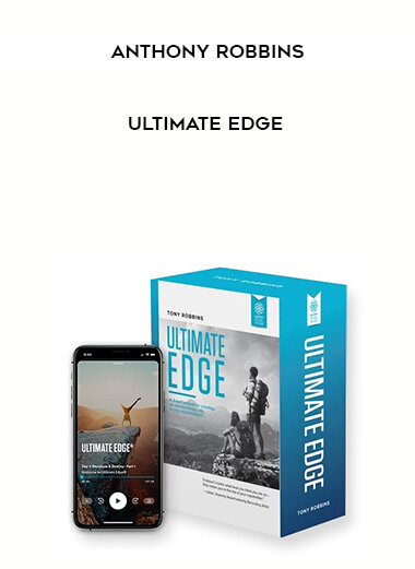 Anthony Robbins - Ultimate Edge form https://koiforest.com/