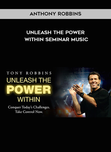 Anthony Robbins - Unleash The Power Within Seminar Music form https://koiforest.com/