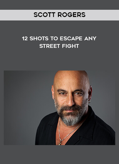 Scott Rogers - 12 Shots To Escape Any Street Fight form https://koiforest.com/