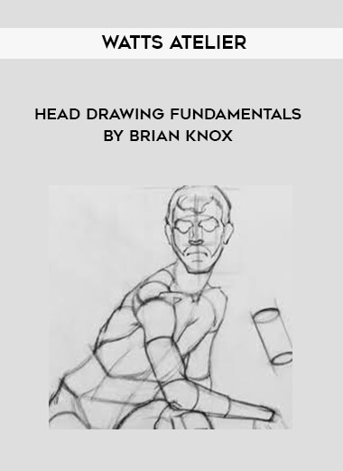 Watts Atelier - Head Drawing Fundamentals by Brian Knox form https://koiforest.com/