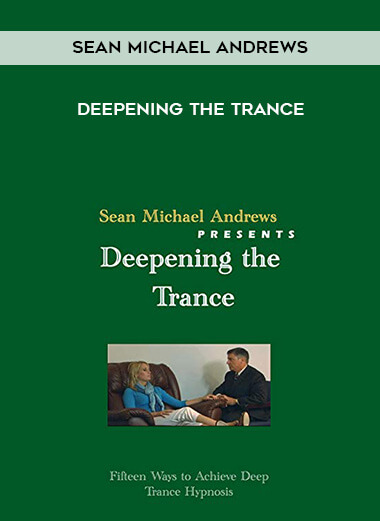 Sean Michael Andrews - Deepening the Trance form https://koiforest.com/
