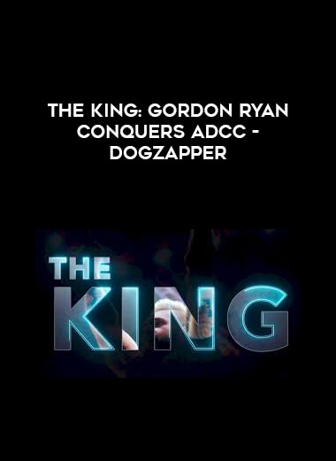 THE KING: Gordon Ryan Conquers ADCC - Dogzapper form https://koiforest.com/