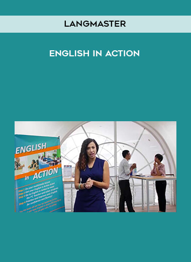 LangMaster - English In Action form https://koiforest.com/