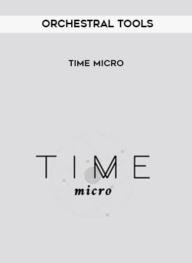 Orchestral Tools TIME Micro form https://koiforest.com/