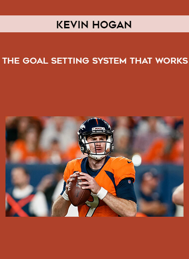 Kevin Hogan - The Goal Setting System That Works form https://koiforest.com/