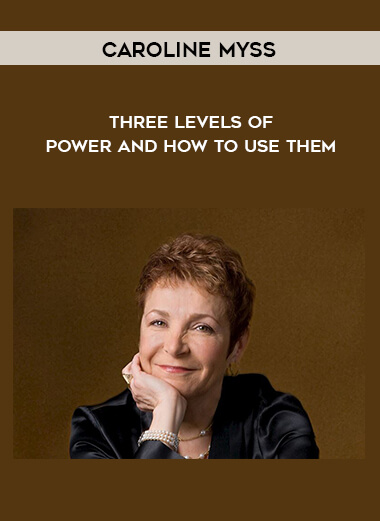 Caroline Myss - Three Levels of Power and How to Use Them form https://koiforest.com/