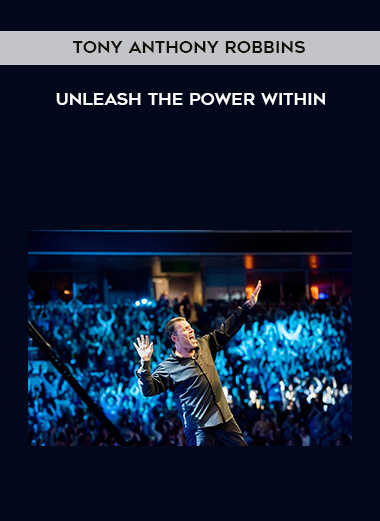 Tony Anthony Robbins - Unleash the Power Within form https://koiforest.com/
