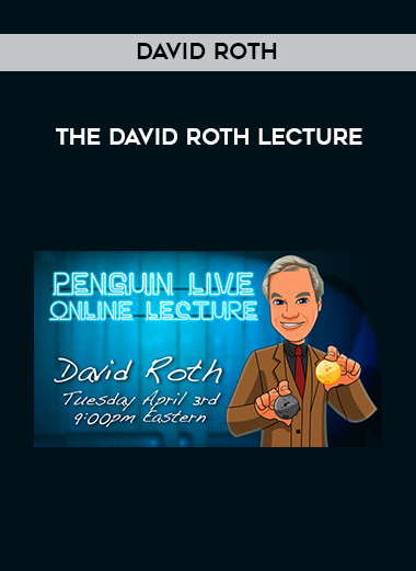David Roth - The David Roth Lecture form https://koiforest.com/
