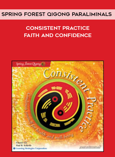 Spring Forest QiGong Paraliminals - Consistent Practice & Faith and Confidence form https://koiforest.com/
